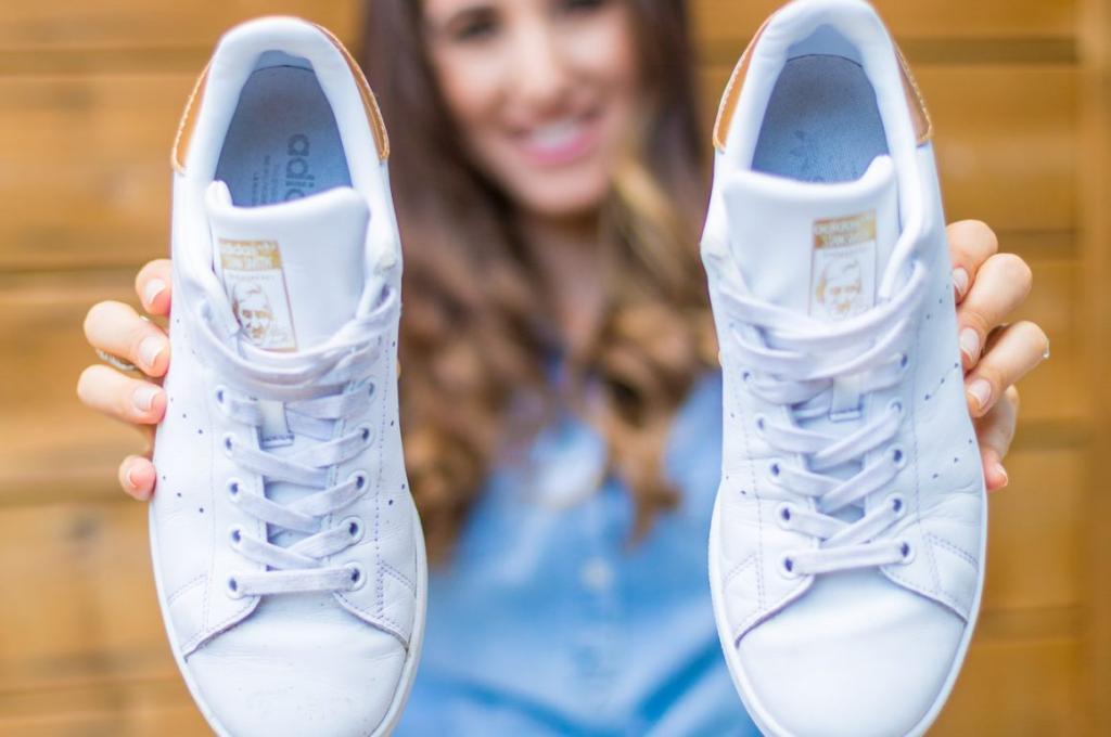 giặt giày trắng hiệu quả