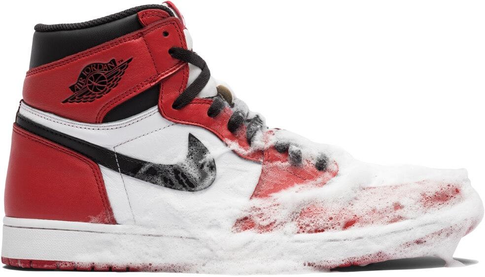 giặt giày sneaker tại nhà