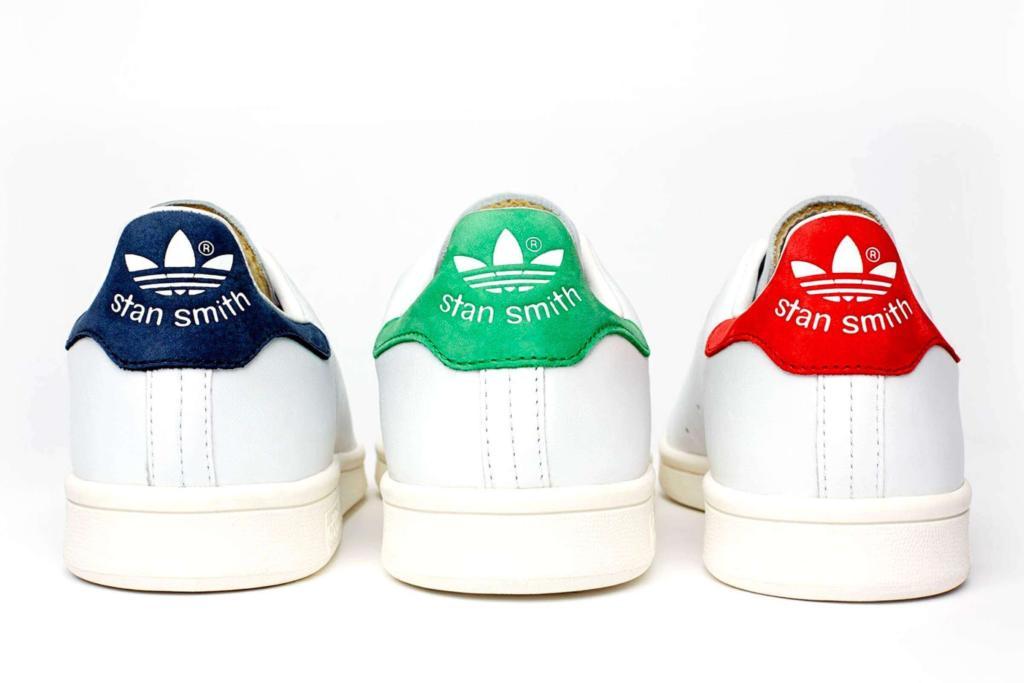 vệ sinh giày adidas stan smiths