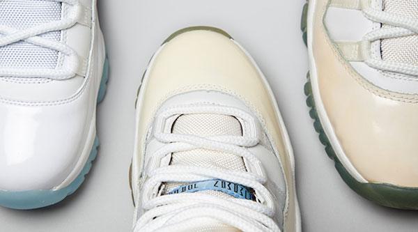 làm sạch vết ố vàng trên giày trắng
