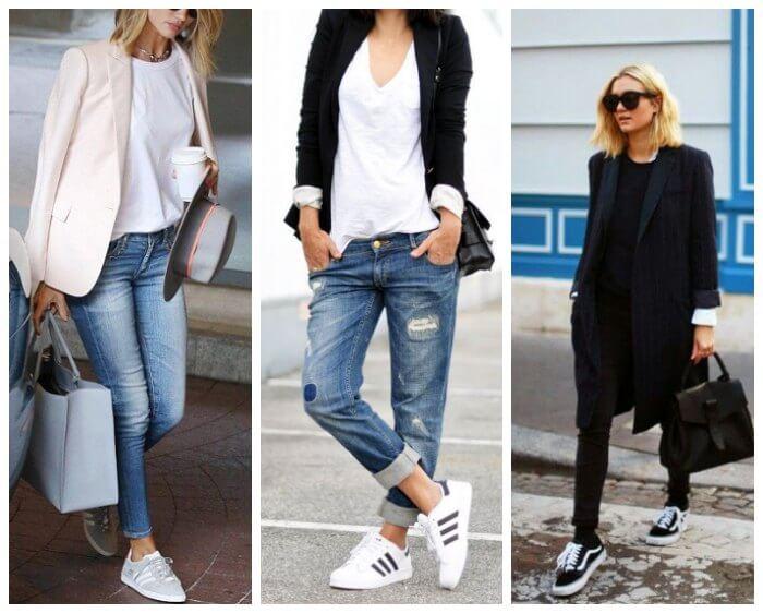 lợi ích khi mang giày sneaker