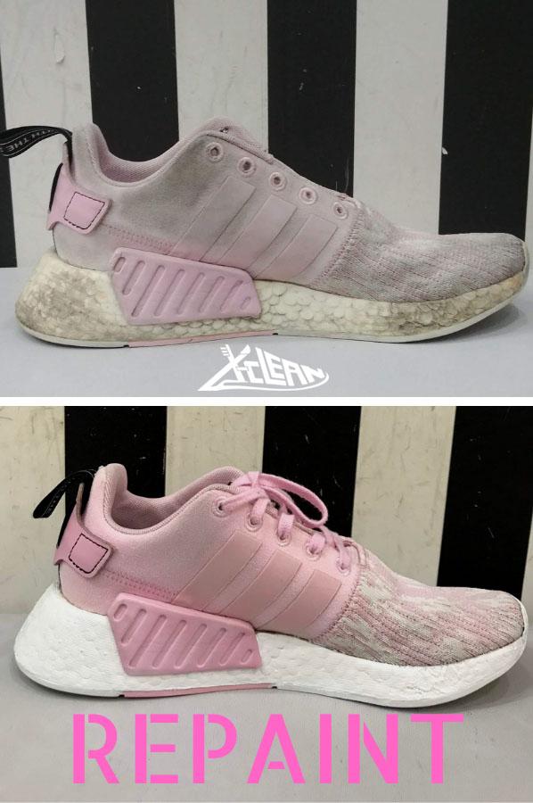 repaint giày là gì