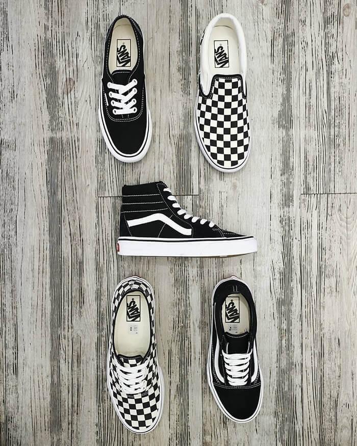giặt giày vans