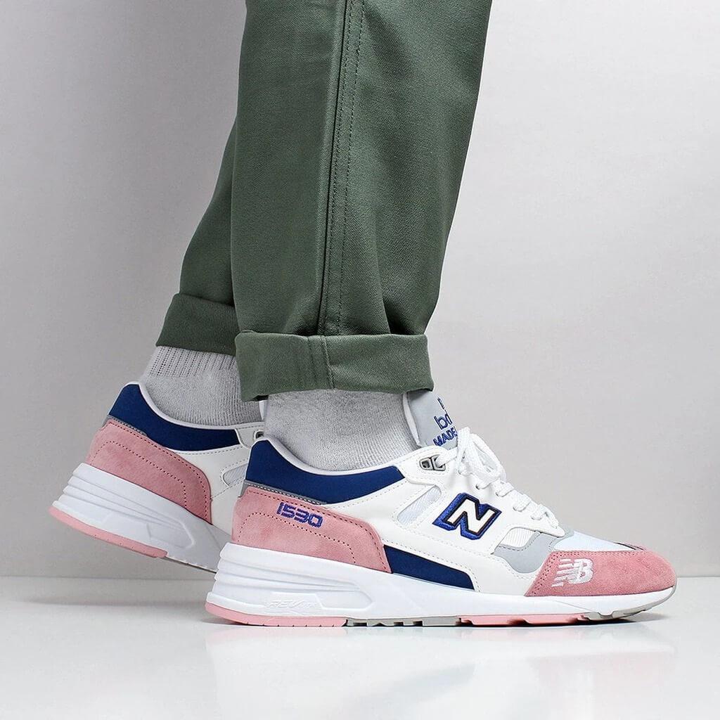 vệ sinh giày new balance
