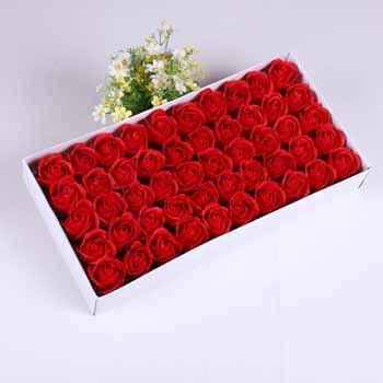 hoa hồng sáp tặng 8 tháng 3 - món quà ý nghĩa 8 tháng 3