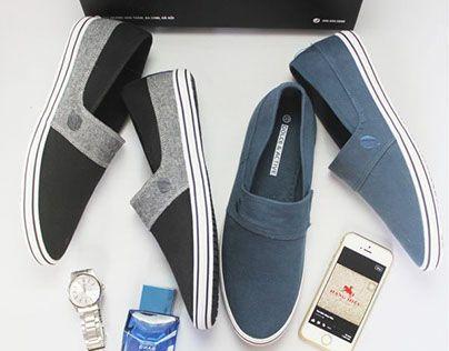 x-clean.vn - giày lười vải đẹp