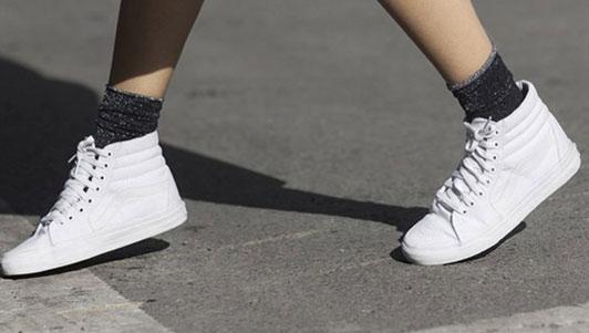 X-Clean - mang tất tránh làm hỏng giày sneaker