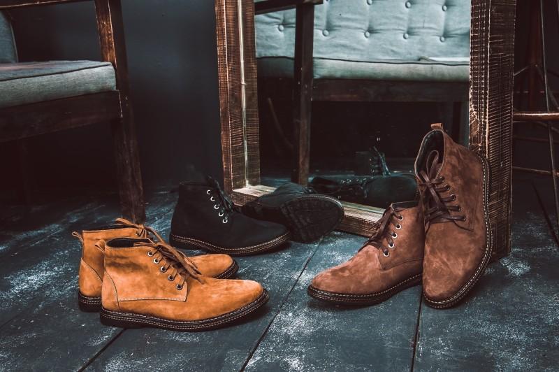 X-Clean - bảo quản giày da nam trong mùa mưa như thế nào