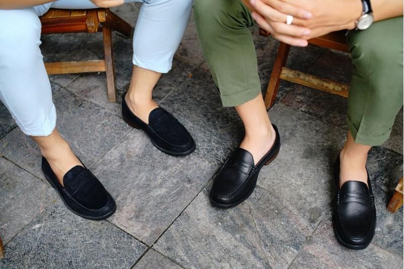 X-Clean - vệ sinh giày lười da