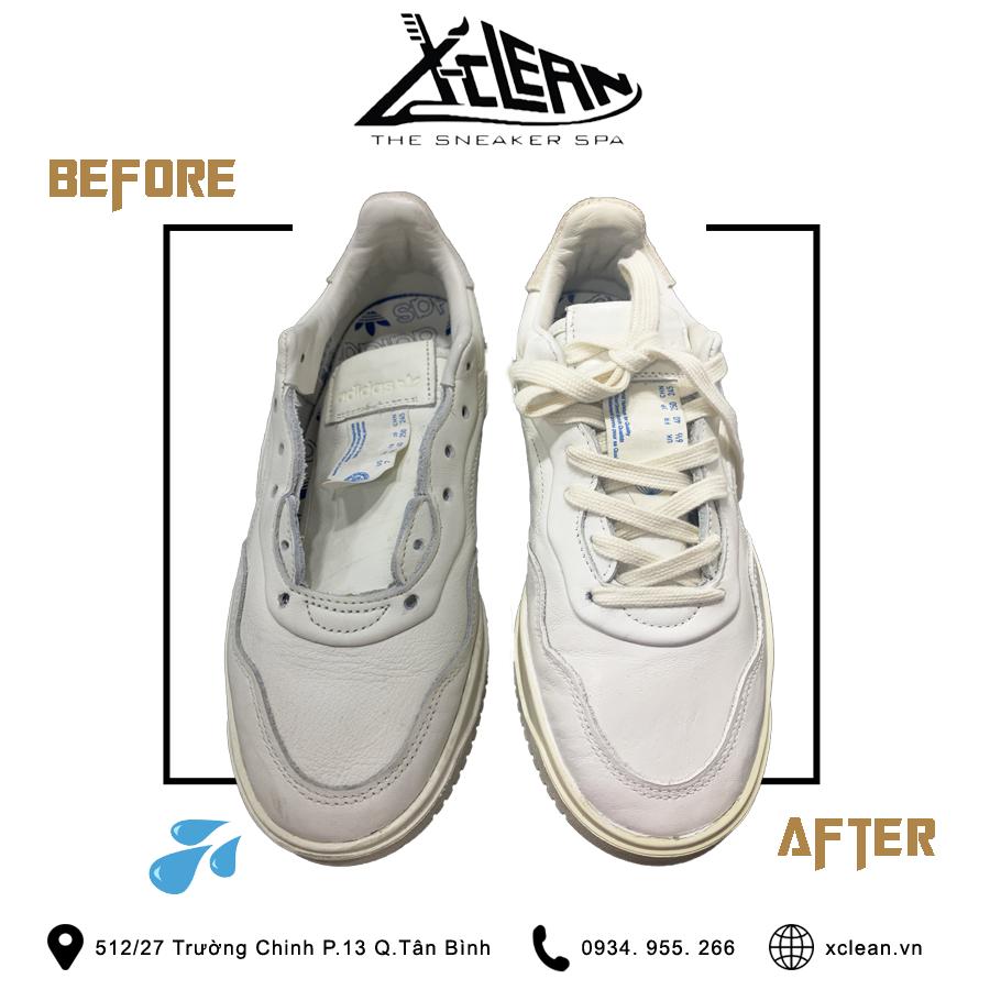 Feedback vệ sinh giày