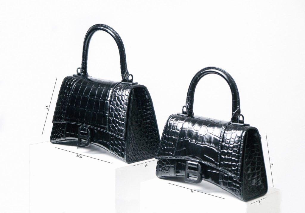 1-Cách vệ sinh túi xách da Balenciaga