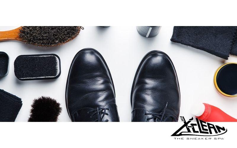 hướng dẫn vệ sinh giày da nam hiệu quả tại nhà x-clean
